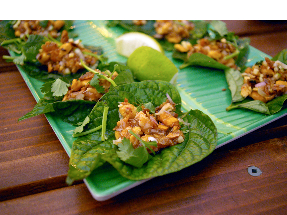 Atchanas Homegrown Miang Kham